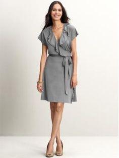 wrap dresses, fashion, style, color, bridesmaid dresses