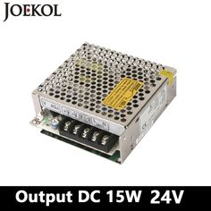 LED Switching Power Supply REFIT MS-20-24 Small Switching Power Supply