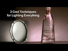 Director/Cinematographer Matthew Rosen demonstrates 3 cool techniques for lighting everything.
