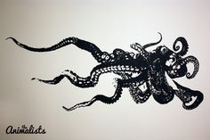 tatouage pieuvre - Recherche Google