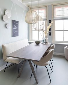 Folding Table, Scandinavian Dining Room, Furniture, Interior, Dining Room Decor, Home Decor, Living Spaces, Room Decor, Dining Table