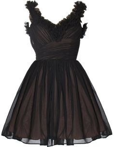 #black #dress #repin #prom #party