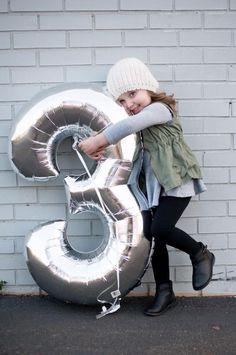 Chelle Baird Photography — 3 year old girl birthday photo shoot!