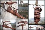 Renaissance Sword Scabbard by *Adhras