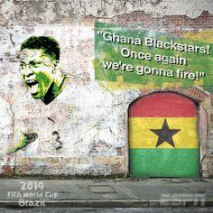FIFA World Cup Brazil 2014  Ghana
