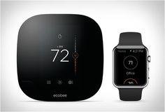 TERMOSTATO ECOBEE3 THERMOSTAT  Ecobee 3 Thermostat é uma ótima opção se você está procurando por algo que ajuda a gerenciar e otimizar seu ambiente e ele também vai ajudar você a reduzir suas contas de energia.