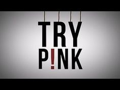 P!nk - Try (Lyrics) - YouTube
