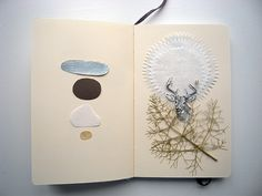 Camilla Engman sketchbook pages