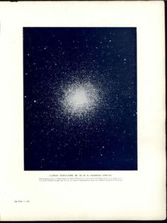 Cloud of #stars constellation #hercules c.1917 vintage historic astronomy #print,  View more on the LINK: 	http://www.zeppy.io/product/gb/2/361374224847/
