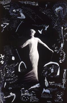 François-Marie Banier - Painted Photography