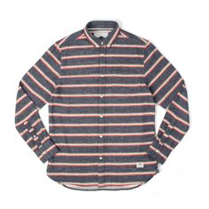 Penfield Hants Flannel Long Sleeve Shirt Blue. Available at Concrete Store Papestraat the Hague | Concrete Store Amsterdam | WEB SHOP  #dipyourfeetintotheconcrete #concrete #store #the #hague #amsterdam #clothing #men #street #wear #Penfield #Hants #Flannel #Long #Sleeve #Shirt #Blue