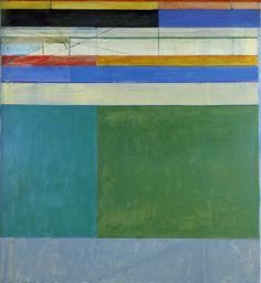 Richard Diebenkorn, Ocean Park No 105.