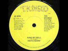 "Anita Ward - Ring My Bell (12"" Midnight Mix) [AUDIO - disco/R&B/70s]"