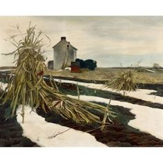 Andrew Wyeth - Pictify - your