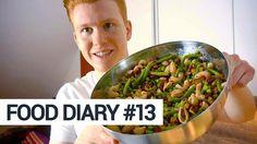 Neues Food Diary ist online für Euch!  Es wurde wieder ordentlich gefuttert  Link ist in der Bio