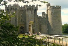 Bodiam Castle, via Flickr.