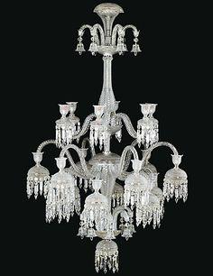 13 Best Baccarat Images Light Design Lighting Design Chandeliers