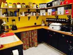 Soap room - great, organized space for making your handcrafted soap!