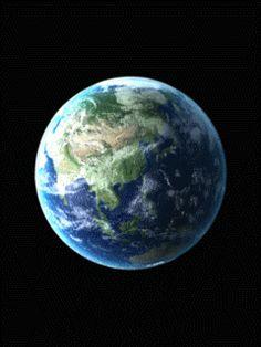 Earth Day Gif Animated Images H Ảnh động, Trái đất