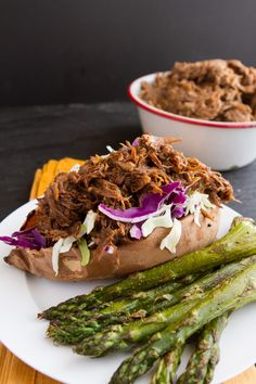 6-Ingredient Root Beer Slow Cooker Pulled Pork- Low Carb!