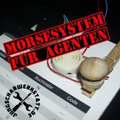 Morsesystem für Agenten Circuit Diagram, Letter N, Crafting, Ideas