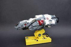 "NB-02 Courier class ""Oresteia"" | Microscale courier class sh… | Flickr"