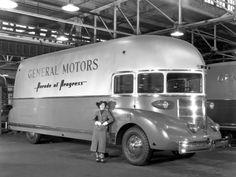 1936 GM Streamliner