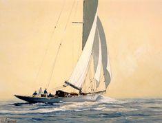 Honfleur, Sailing Regatta, Sci Fi Models, Boat Design, Watercolour Tutorials, Gouache Painting, Sailing Ships, Watercolor Art, Photos