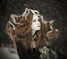 Surreal and fashion photographs by Marianna Orlova