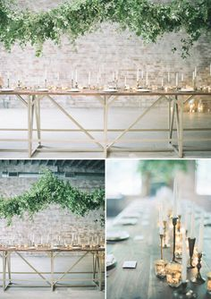Tablescape from Amy Osaba Flower Workshop - The Bridal Theory