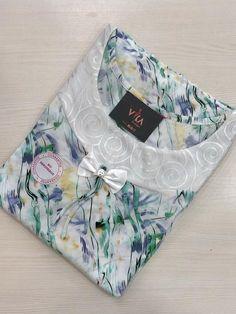 Tulsi Silks, Ladies Nightwear, Half Sleeves, Gym Bag, Boutique, Lady, Prints, Fashion, Moda
