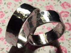 Excited to share this item from my shop: Hammered Aluminium Rings-Hammered Jewellery-Aluminium Jewellery-Christmas Gift Ideas-Gift ideas-For her-Rings,Jewellery-Birthday-High Shine Jewelry Rings, Jewellery, Cuff Bracelets, Christmas Gifts, Handmade Items, Wedding Rings, Engagement Rings, Gift Ideas, Sterling Silver