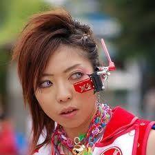 :star: Cyberpunk/Harajuku Clothing: Gritty AND Neo - Subeta Japanese Streets, Japanese Street Fashion, Tokyo Fashion, Harajuku Fashion, Korean Fashion, Fashion Art, Harajuku Style, Harajuku Clothing, Fashion Styles