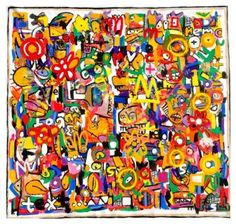 """Saatchi Art Artist Jonas Fisch; Painting, """"Where All Things Are Free"""" #art"""