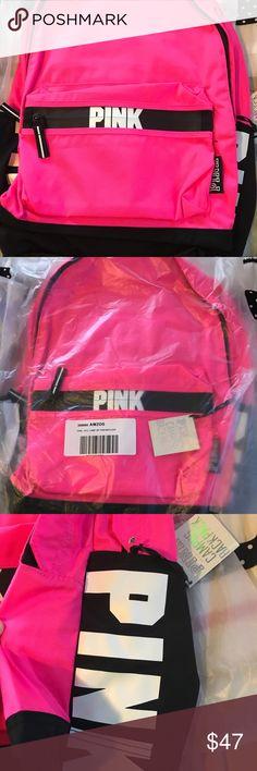 Vs pink backpack nip Vs pink backpack nip PINK Victoria's Secret Bags Backpacks