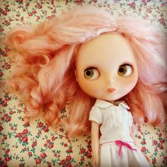 "Reppining because she's called like my doll ""Apple"" (though she's a Kenner and mine is an EP) Love her hair."