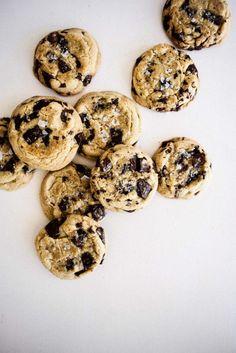 ... thousand layer chocolate chunk cookies ...