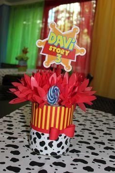 Meu Dia D - 3 anos Davi - Toy Story (23)