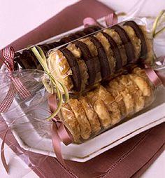 confezione biscotti di natale | Regali di Natale: Idee Regalo Originali e Fai da Te