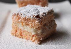 9 isteni pudingos süti, aminél nem állsz meg egy szeletnél | NOSALTY Krispie Treats, Rice Krispies, Food And Drink, Baking, Cake, Sweet, Recipes, Kuchen, Candy