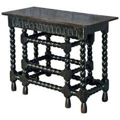 Conceptual Console Table