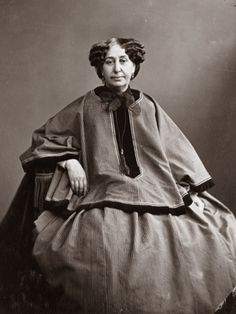 George Sand -- by Nadar George Sand, History Of Photography, Artistic Photography, Portrait Photography, Rare Photos, Vintage Photographs, Old Pictures, Old Photos, Antique Photos