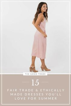 5ecf0a6198e 15 Fair Trade   Ethically Made Dresses We re Eyeing For Summer