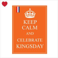 Gratis Koningsdag poster @jetjesenjobjes
