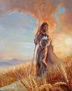 Portfolio of Works: Christian Prints Pictures Of Christ, Jesus Christ Images, Bible Pictures, Jesus Artwork, Jesus Christ Painting, Christian Artwork, Christian Pictures, Catholic Art, Religious Art
