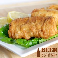 Delicious beer batter for fish. Light, crispy and not greasy like some batters. #beerbatter #myallrecipes #allrecipes
