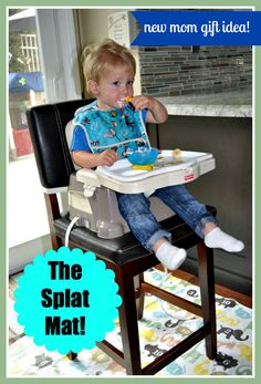 Practical Baby Gifts - The Splat Mat