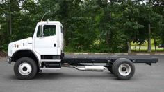 1998 FREIGHTLINER FL80 4X4 CAB & CHASSIS -