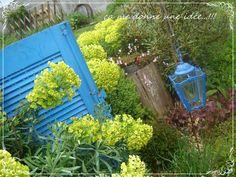 """""""Décorons le jardin : Détournement..."""