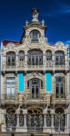 Portuguese Architecture-Aveiro-Portugal by CarlosBento1